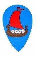 Щит-капля детский «Древо Игр» из дерева (в ассортименте)