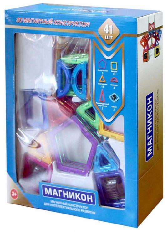 Магнитный конструктор МАГНИКОН MK-41
