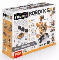 Конструктор с мотором Engino DISCOVERING STEM. ROBOTICS ERP PRO EDITION with BT