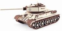 Конструктор из дерева (Танк Т-34-85)