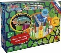 X020 Серия лучших химических экспериментов «Хамелеон. Разноцветные фокусы»