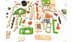 Конструктор 3D деревянный M-WOOD Самосвал
