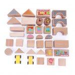 Кубики (средний  набор, 25шт)