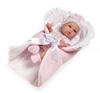 Arias ELEGANCE Кукла 33 см. , розовый конверт