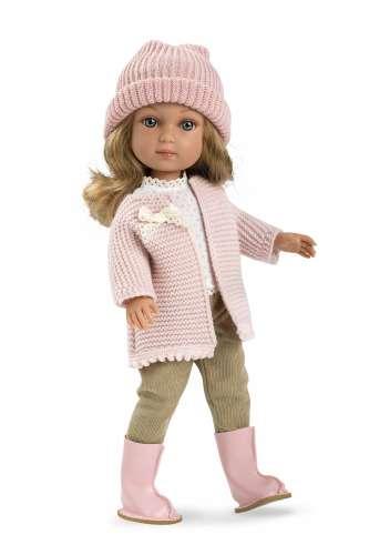Arias ELEGANCE кукла виниловая 36 см. в одежде