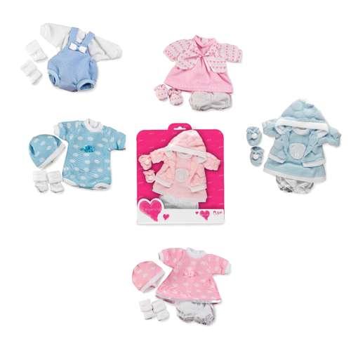 Arias Elegance набор одежды для куклы 26 см., 6 видов в ассортименте