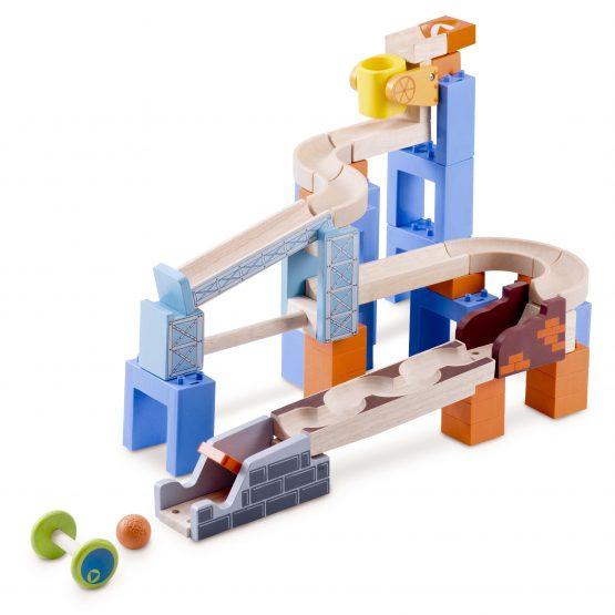Конструктор динамический Trix-Track «Прыжки с мостом 3 в 1»