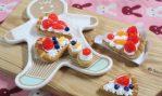 Набор для творчества Angel Sweets Фруктовый пирог (Fruit Pie)
